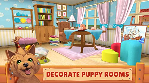 Dog Town: Pet Shop Game, Care & Play with Dog