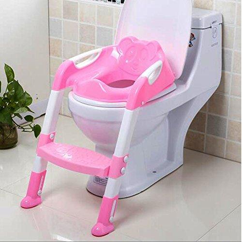 DoubleBlack Asientos para WC Rosa