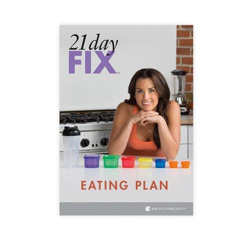 DVD Programa Fix de Ejercicios y Pérdida de Peso de 21 Días