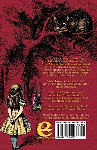 Eachdraidh Ealasaid ann an Tìr nan Iongantas: Alice's Adventures in Wonderland in Scottish Gaelic