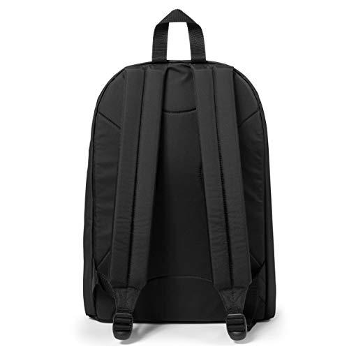 Eastpak Out of Office Mochila, 44 cm, 27 L, Negro (Black)