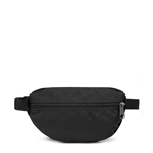 Eastpak Springer Riñonera, 23 cm, 2 L, Negro (Black)