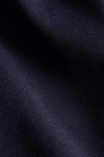 edc by Esprit 040cc2k319 Camiseta, 400/Navy, M para Hombre
