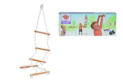 Eichhorn 100004504 - Escalera de Cuerda para Actividades al Aire Libre