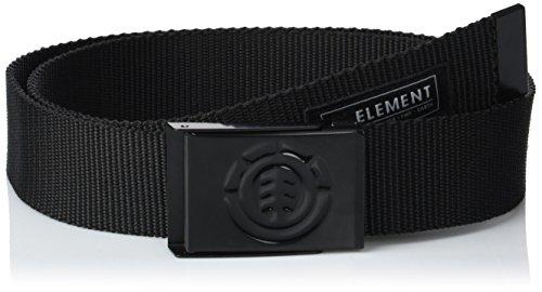 Element Beyond Belt, Hombre, All Black, One Size