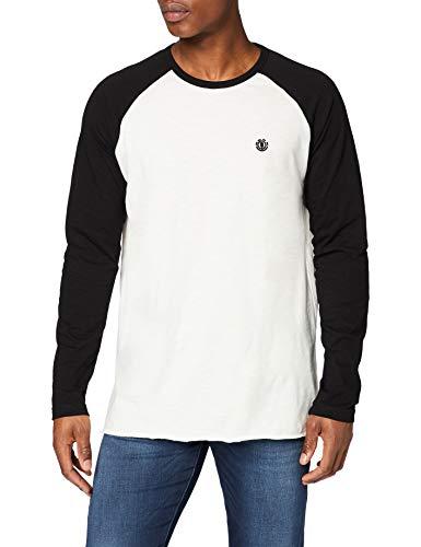 Element Blunt T-Shirt, Hombre, Flint Black, S