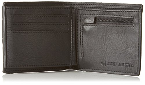 Element Daily Wallet, Hombre, flint black, U