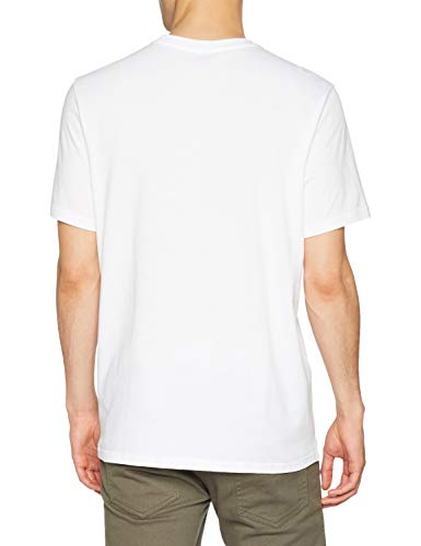 Element Seal SS tee Shirt, Hombre, Optic White, S