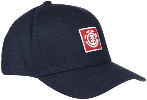 Element Treelogo Cap Caps, Hombre, Eclipse Navy, One Size