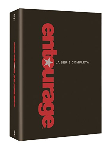 Entourage Temporada 1-8 [DVD]