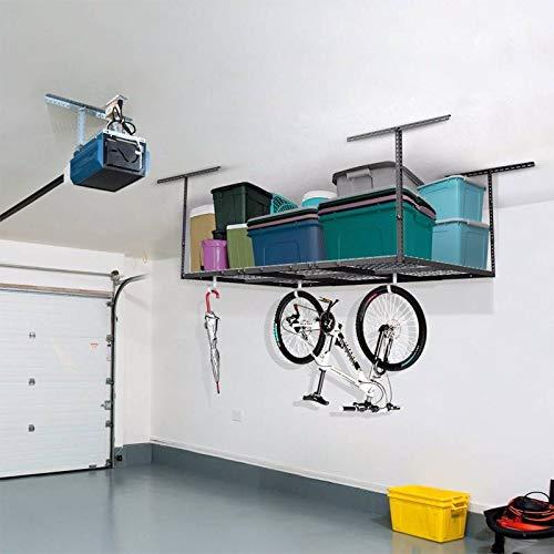 ERGOSOLID SG36 - Soporte de techo (183 x 91 cm), color negro