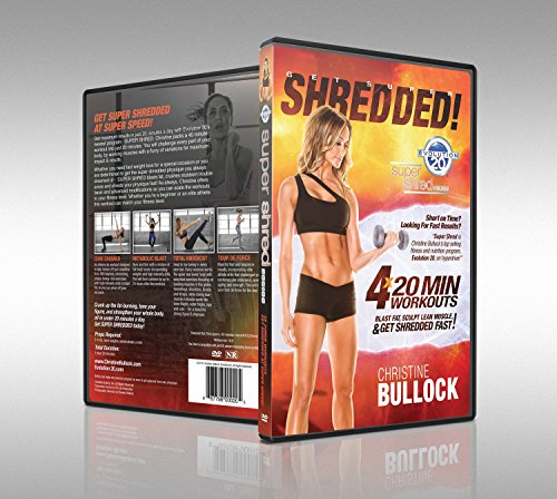 Evolution 20 SUPER SHRED Series by Christine Bullock