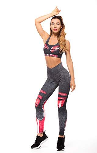 Excess Leggins Mujer Fitness Yoga Mallas Deportivo Pilates Running Gimnasio Maillot de Ciclismo Mochila Portatil de Regalos 3D Italiano Push up de Fiesta Mujer Sexy Músculo M