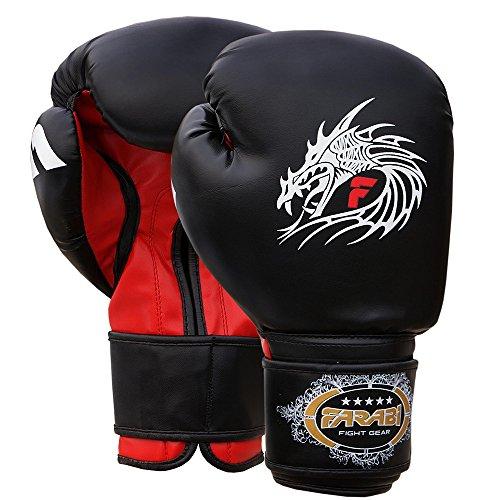FARABI Boxing Gloves (16-oz)