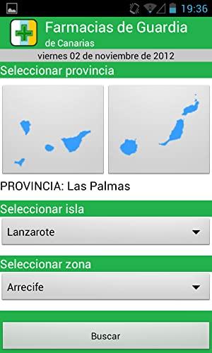 Farmacias de Guardia de Canarias