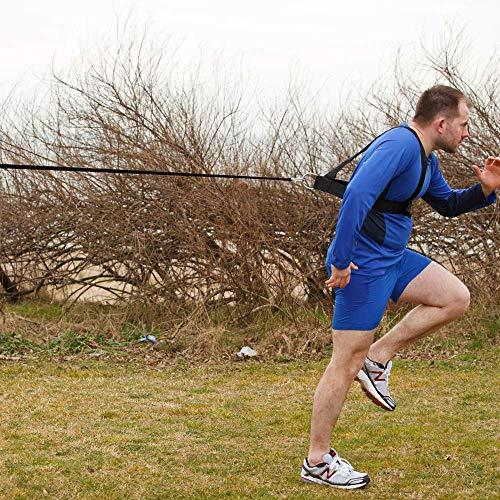 FH - Resistencia de arnés de resistencia a la velocidad | Equipo de entrenamiento de rugby