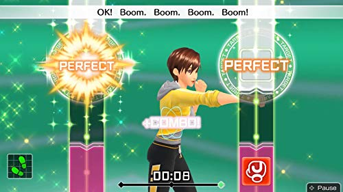 Fitness Boxing - Nintendo Switch - Nintendo Switch [Importación inglesa]