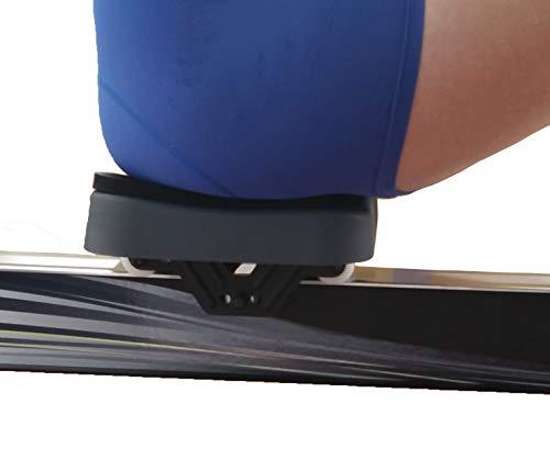 Fitness Remar │ Cómodo cojín de Asiento para Concept2 WaterRower Indoor Rowing Remo │ Asiento Acolchado es Antideslizante schweissfest Duradera …