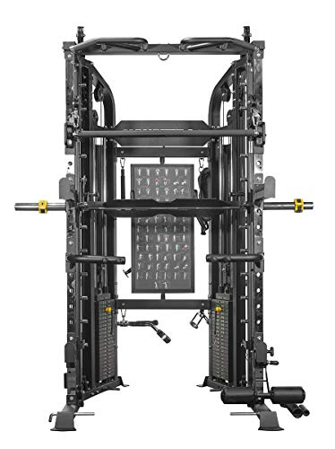 Force USA Monster G6 Power Rack, funcional Trainer & Smith Machine Combo