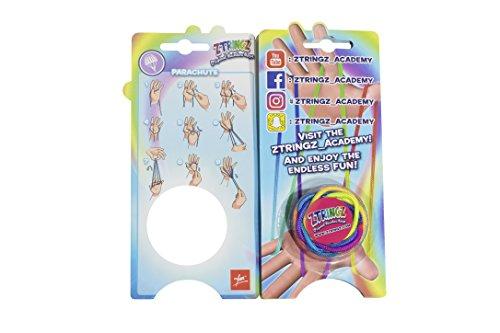 fun Ztringz Cuerda - Juegos y Juguetes de Habilidad/Activos (Cuerda, Multicolor, Nylon, 5 año(s), Niño/niña, Ampolla) , color/modelo surtido