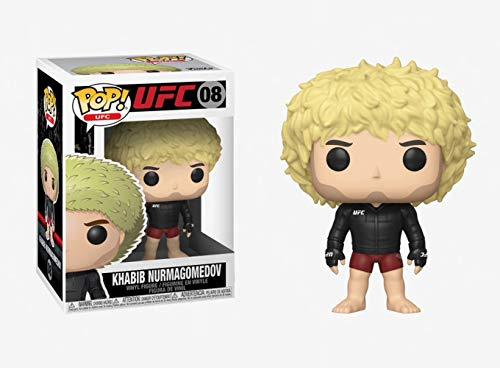 Funko- Pop Vinilo: UFC: Khabib Nurmagomedov Figura coleccionable, Multicolor (37801)