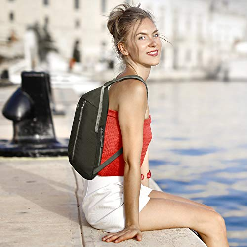 G4Free 10L Mochila al Aire Libre Mochila Multipropósito Mochila Pequeña para Caminar Mini Mochilas para Adultos y Adolescentes