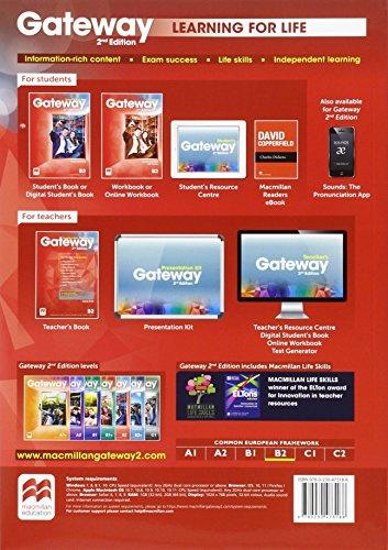 GATEWAY B2 Sb Pk 2nd Ed (Gateway 2nd Ed)