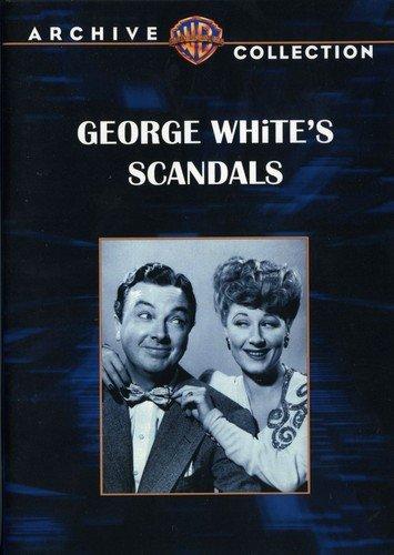 George White'S Scandals [Edizione: Stati Uniti] [Reino Unido] [DVD]