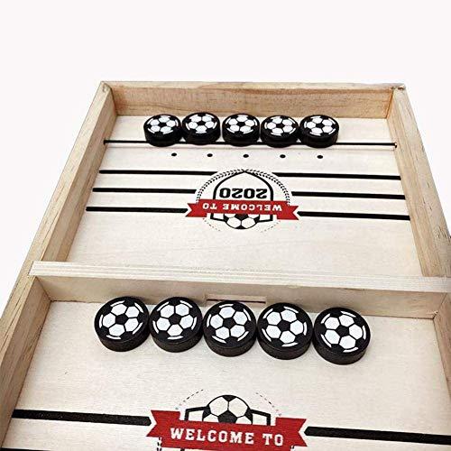 GHONLZIN Ajedrez para Niños, Ice Ball Battle Game Juego de Tablero de Ajedrez Interactivo para Padres e Hijos Juego Bumper Chess Juego de Escritorio para Niños, Niños, Adultos