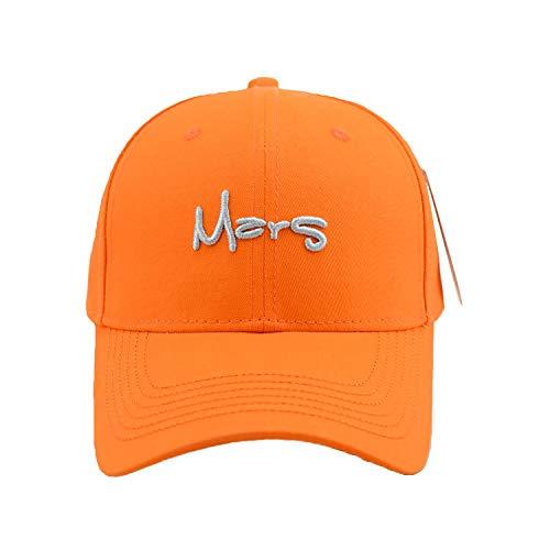 Gorra con Visera de oxígeno Opcional Multicolor Gorra Simple de ala Larga Gorra de béisbol de Moda cómoda y Moderna