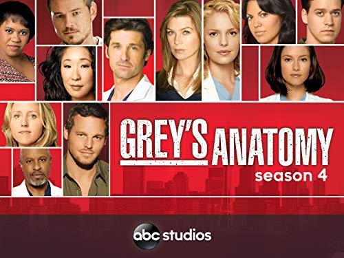 Grey's Anatomy (Yr 4 2007/2008)