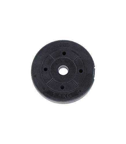 Grupo K-2 Juego de Mancuernas con Revestimiento de plástico, Ajustables Disponibles en Varios Pesos 10 Kg, 15 Kg, 20 Kg, 25 Kg, 30 Kg, 40 Kg y 50 Kg (30 Kg)