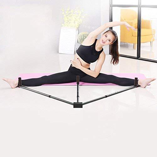 Guajave Hierro Pierna para Estirar 3 Barras Patas Extensión Split Máquina Flexibilidad Entrenador Herramienta para Ballet Balance
