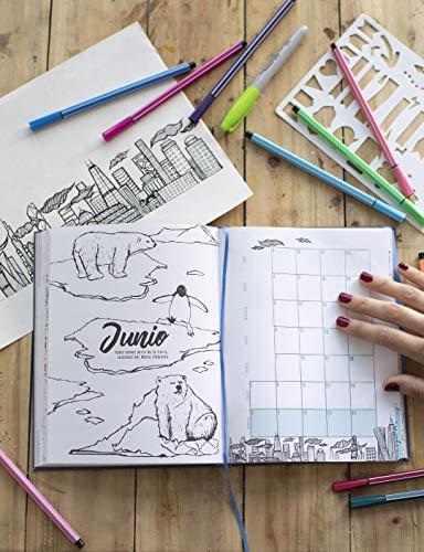 Hacer lo que te apasiona jamás es una pérdida de tiempo: Agenda DIYer 2019 (Libros Singulares)