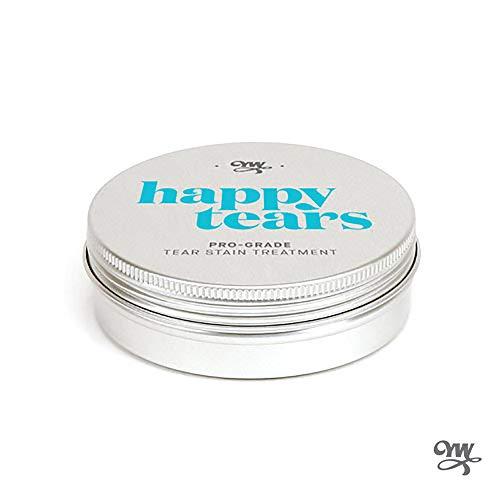 Happy Tears® Kit completo removedor de manchas para perros
