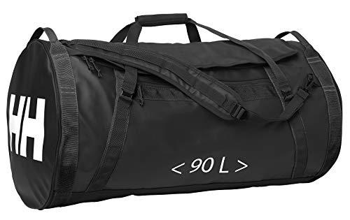 Helly Hansen HH Duffel Bag 2 90L Bolsa de Viaje, Unisex Adulto, Negro