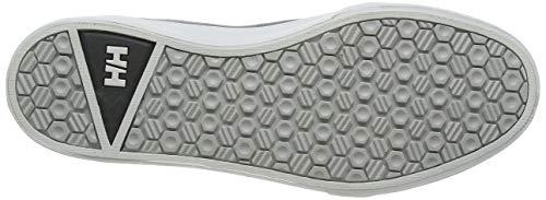 Helly Hansen Salt Flag F-1, Zapatillas para Hombre, Gris (Quiet Shade/Ebony/Light Grey 970), 42 EU