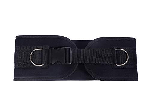 HemeraPhit - Cinturón para levantamiento de peso con cadena