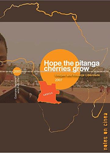 Hope The Pitanga Cherries Grow [DVD] [Reino Unido]