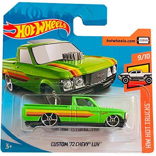 Hot Wheels Custom '72 Chevy Luv HW Hot Trucks 30/250 2019 Short Card