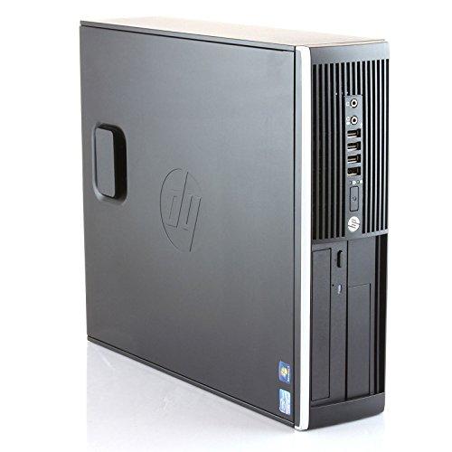 Hp Elite 8300 - Ordenador de sobremesa (Intel Core i5-3470, 8GB de RAM, Disco SSD de 240GB, Lector DVD, Windows 10 PRO ES 64) - Negro (Reacondicionado)