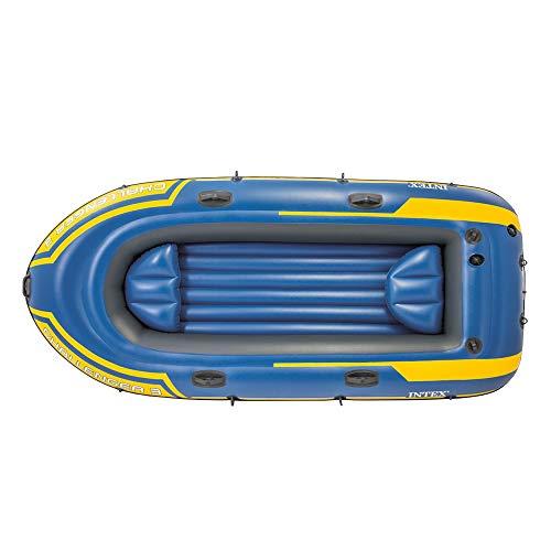 Intex 68370NP - Barca Hinchable Challenger 3 con Remos 295 x 137 x 43 cm