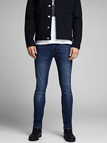 JACK & JONES Jjiliam Jjoriginal Am 014 Lid Noos, Jeans Hombre, Azul (Blue Denim), W31/L30 (Talla del fabricante: 31)