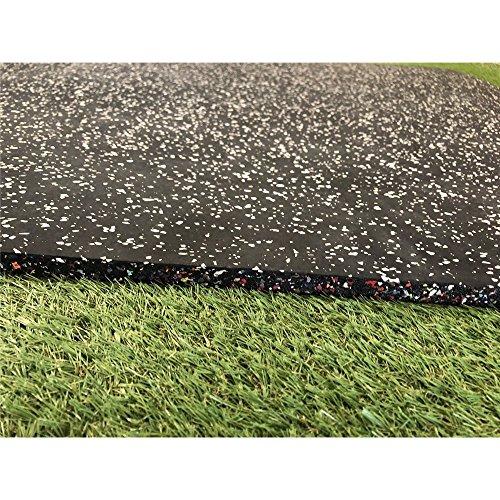 Jardin202 - Loseta Crossfit 1000 x 1000 x 15 mm - Alto Impacto