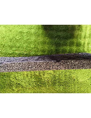Jardin202 - Loseta de Caucho 1000 X 500 x 40mm