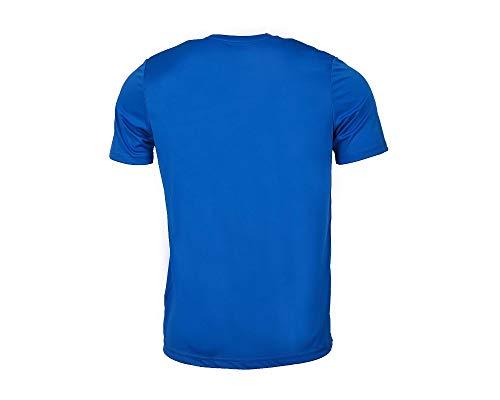 Joma Combi Camiseta Manga Corta, Hombre, Azul (Royal), L