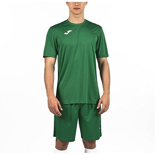 Joma Combi Camiseta Manga Corta, Hombre, Verde, S