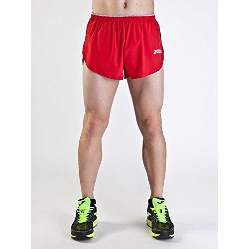 Joma Elite V, Pantalones Cortos, Unisex Adulto, Rojo, XS