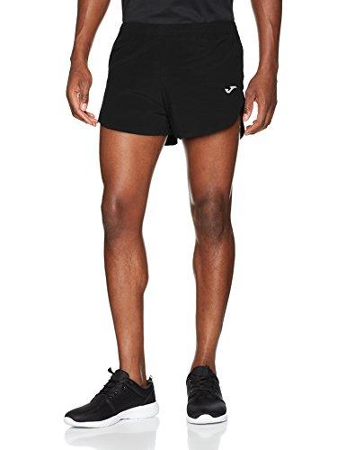 Joma Olimpia Pantalones Cortos, Hombre, Negro, M