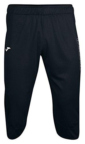 Joma - Pantalon Pirata Vela Negro para Hombre